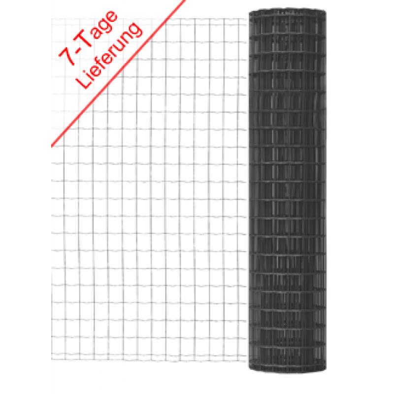 Sehr Gut Express-Zaun: Fix-Clip Pro Zaunsystem Höhe 80cm 25m anthrazit-me TO31