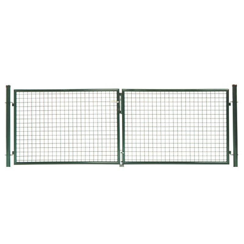 wellengitter doppeltor anthrazit metallic 750mm x 2988mm 499 00. Black Bedroom Furniture Sets. Home Design Ideas