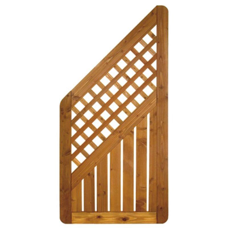 Holz-Sichtschutz Sylt - Zaun-Shop - Qualität günstig, 86,40