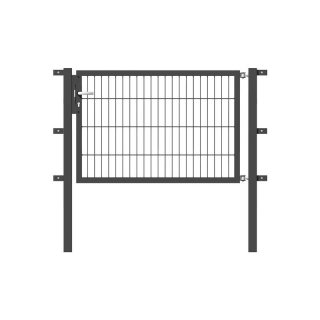doppelstab einzeltore frachtfrei zaunsysteme. Black Bedroom Furniture Sets. Home Design Ideas