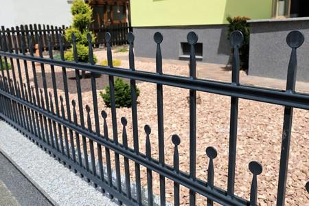 Metallzäune Für Den Garten Zaunsysteme Direktde