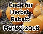 Jetzt Herbst-Rabatt sichern!