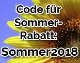 Jetzt Sommer-Rabatt sichern!