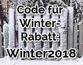 Jetzt Winter-Rabatt-Rabatt sichern!