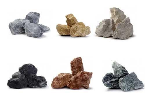 Deutsche Zauntechnik - Gabionen mit Natursteinen in sechs attraktiven Farbgebungen