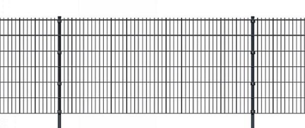 Hadra Doppelstabmatten mit Drahtüberstand gibt es hier!