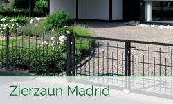 Zaunsystem Madrid von GAH Alberts