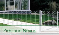 Zaunsystem Nexus von GAH Alberts