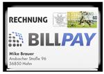 Rechnungskauf mit Billpay